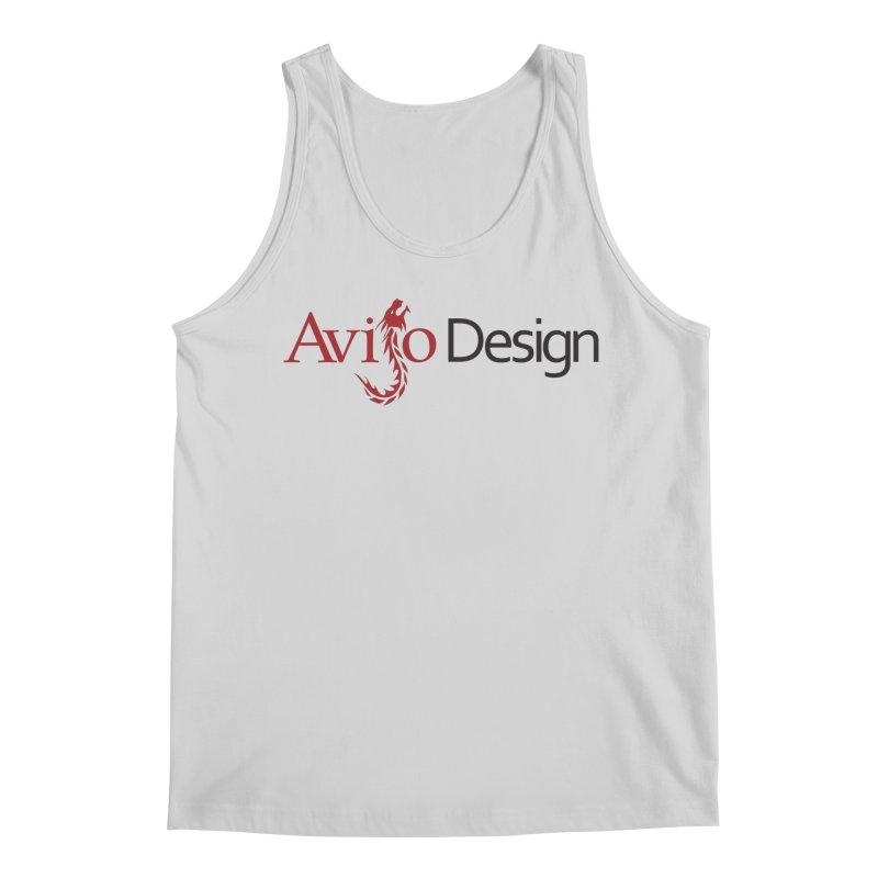 Avijo Design Logo Men's Tank by AvijoDesign's Artist Shop