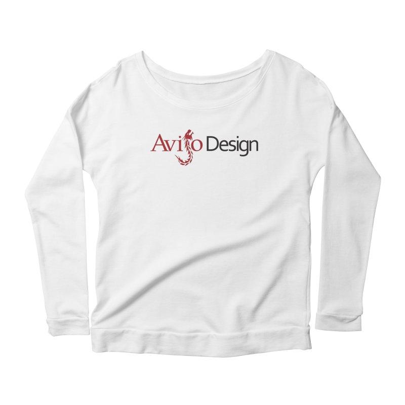 Avijo Design Logo Women's Longsleeve T-Shirt by AvijoDesign's Artist Shop
