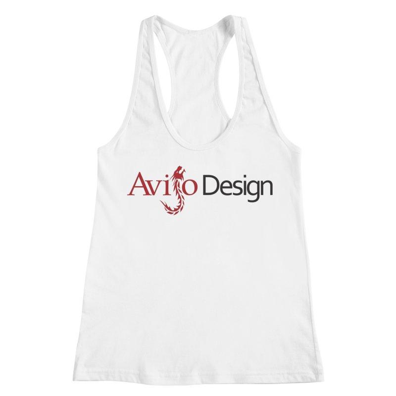Avijo Design Logo Women's Tank by AvijoDesign's Artist Shop