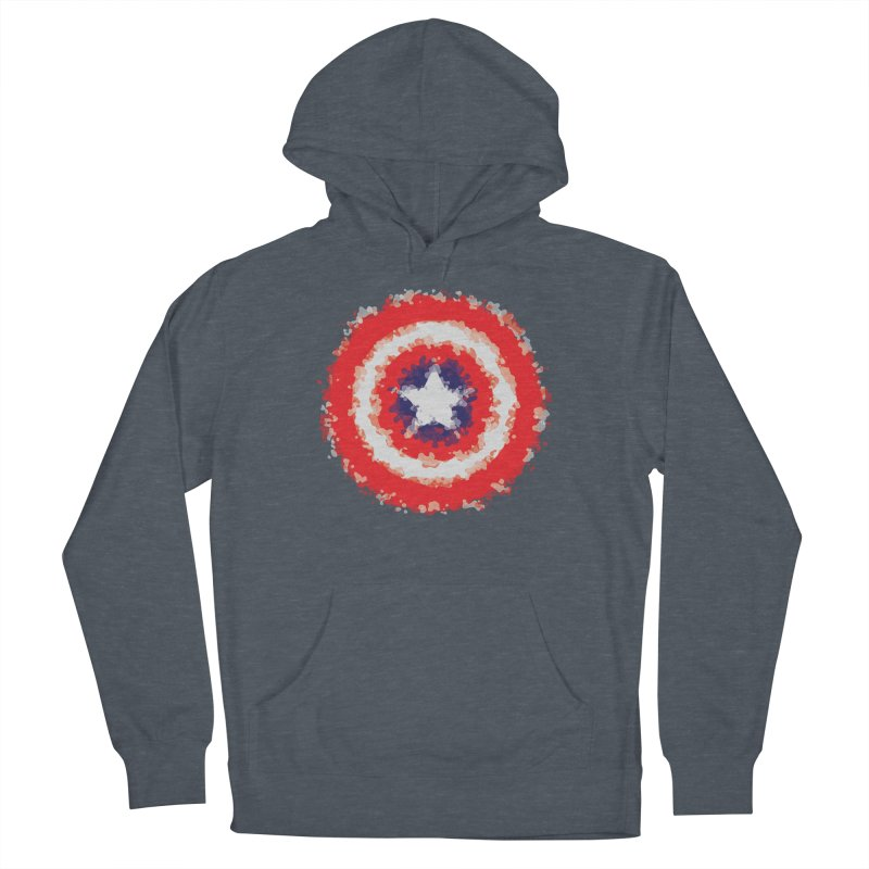 Captain Women's French Terry Pullover Hoody by AvijoDesign's Artist Shop