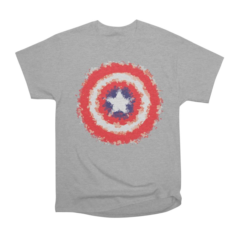 Captain Women's Heavyweight Unisex T-Shirt by AvijoDesign's Artist Shop