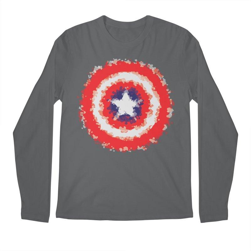 Captain Men's Longsleeve T-Shirt by AvijoDesign's Artist Shop
