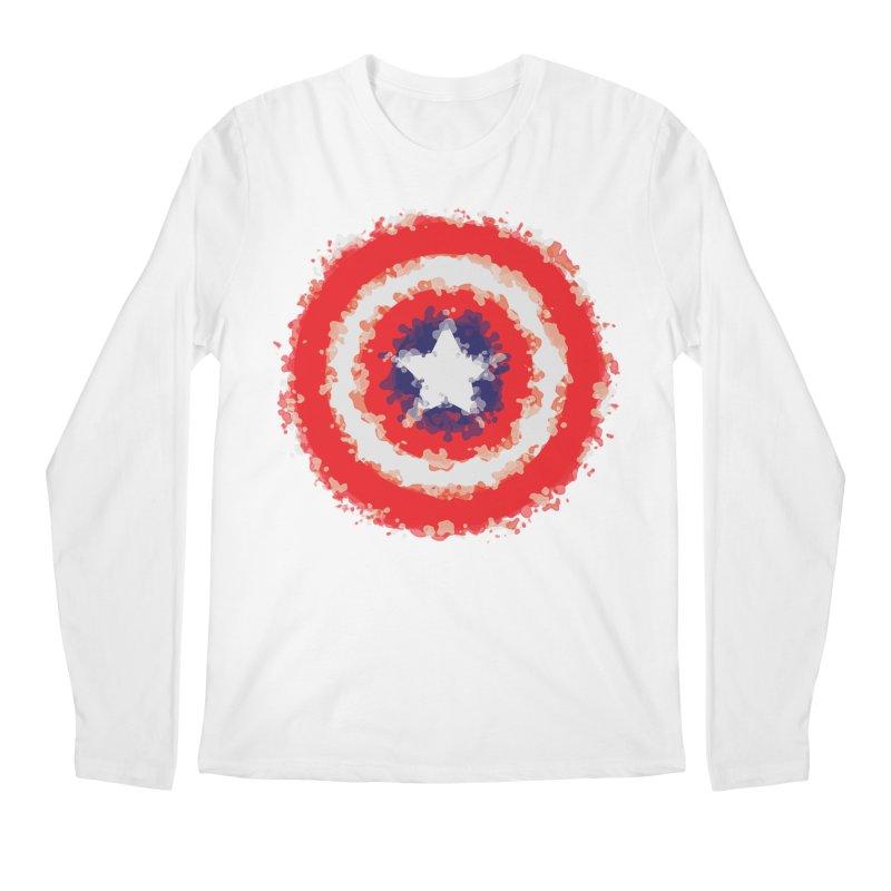 Captain Men's Regular Longsleeve T-Shirt by AvijoDesign's Artist Shop