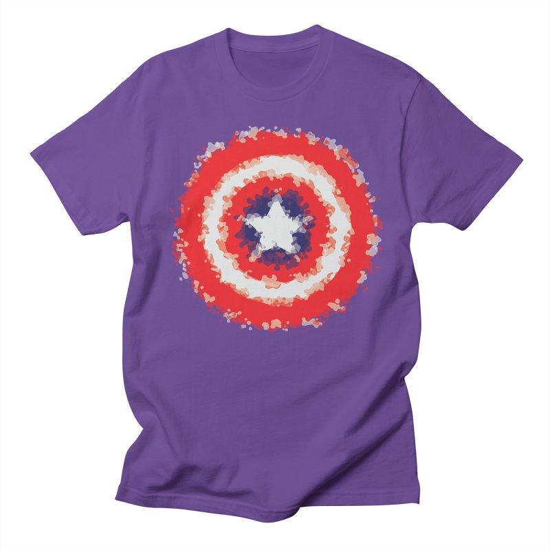 Captain Men's Regular T-Shirt by AvijoDesign's Artist Shop