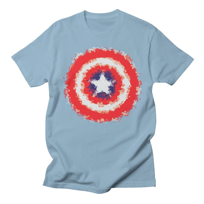 Captain Men's Regular T-Shirt by AvijoDesign's Artist Shop