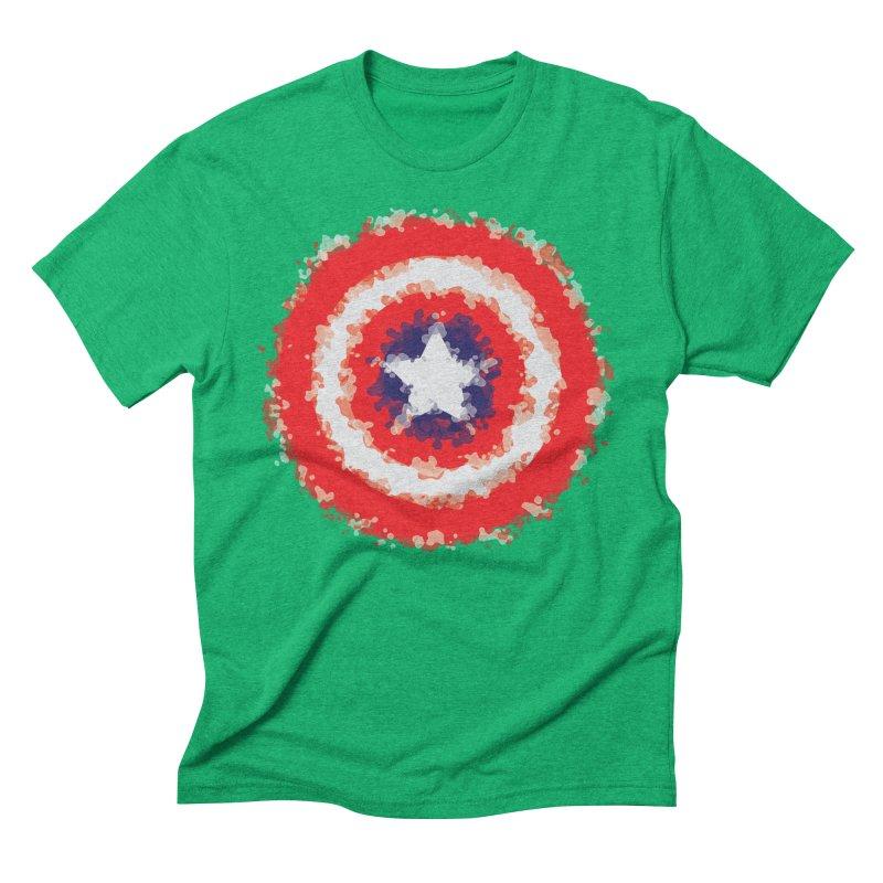 Captain Men's Triblend T-Shirt by AvijoDesign's Artist Shop