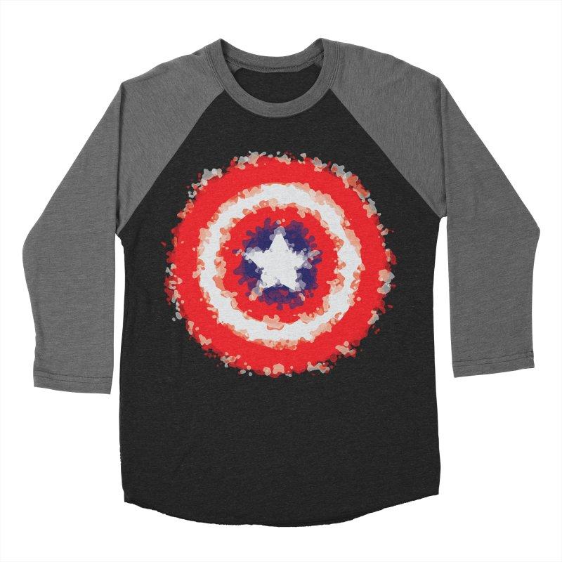 Captain Women's Baseball Triblend Longsleeve T-Shirt by AvijoDesign's Artist Shop