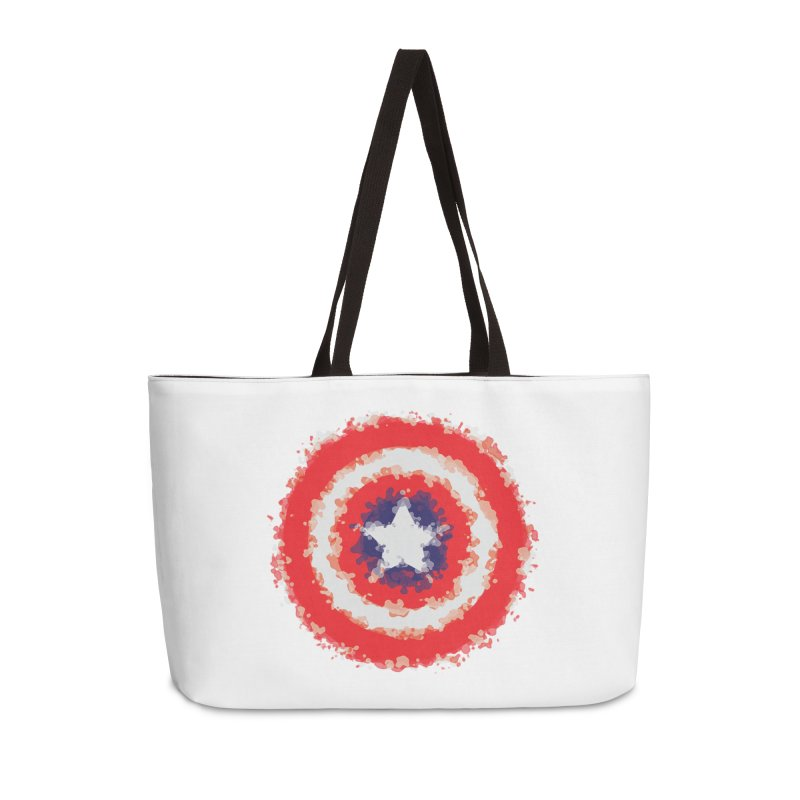 Captain Accessories Bag by AvijoDesign's Artist Shop