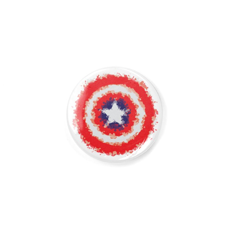 Captain Accessories Button by AvijoDesign's Artist Shop