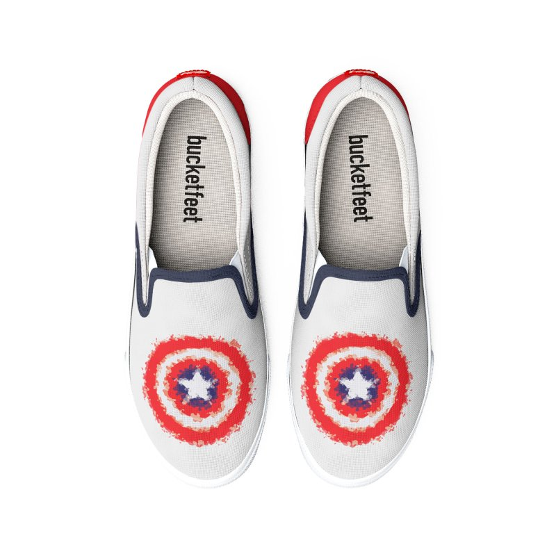 Captain Women's Shoes by AvijoDesign's Artist Shop