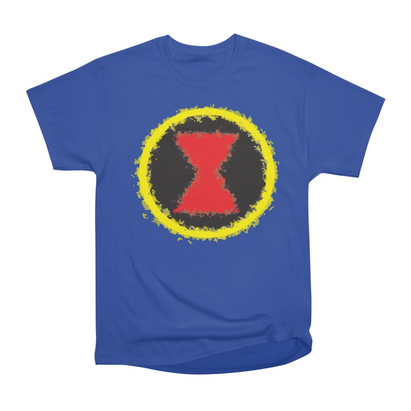Widow Men's Heavyweight T-Shirt by AvijoDesign's Artist Shop
