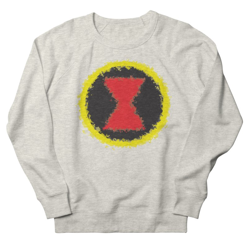Widow Women's French Terry Sweatshirt by AvijoDesign's Artist Shop