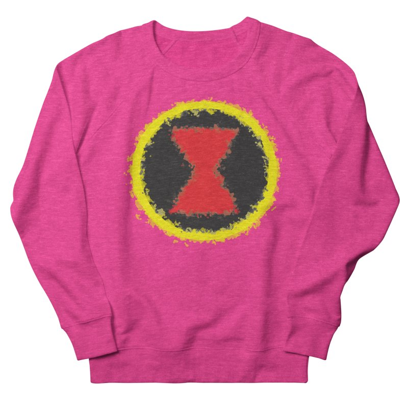 Widow Men's French Terry Sweatshirt by AvijoDesign's Artist Shop