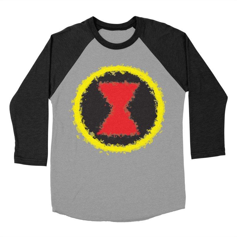 Widow Women's Baseball Triblend Longsleeve T-Shirt by AvijoDesign's Artist Shop