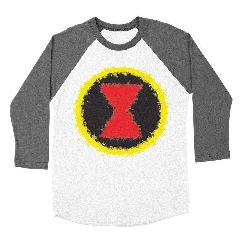 Widow Men's Baseball Triblend Longsleeve T-Shirt by AvijoDesign's Artist Shop