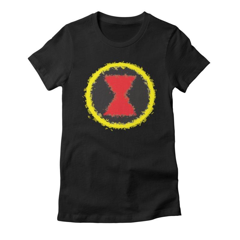 Widow Women's T-Shirt by AvijoDesign's Artist Shop