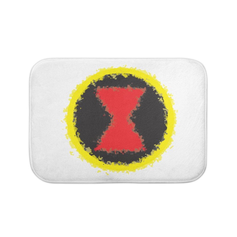 Widow Home Bath Mat by AvijoDesign's Artist Shop