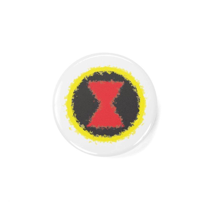 Widow Accessories Button by AvijoDesign's Artist Shop