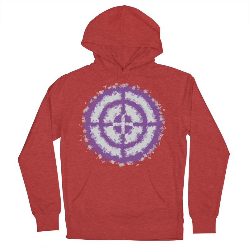 Hawkeye Women's French Terry Pullover Hoody by AvijoDesign's Artist Shop