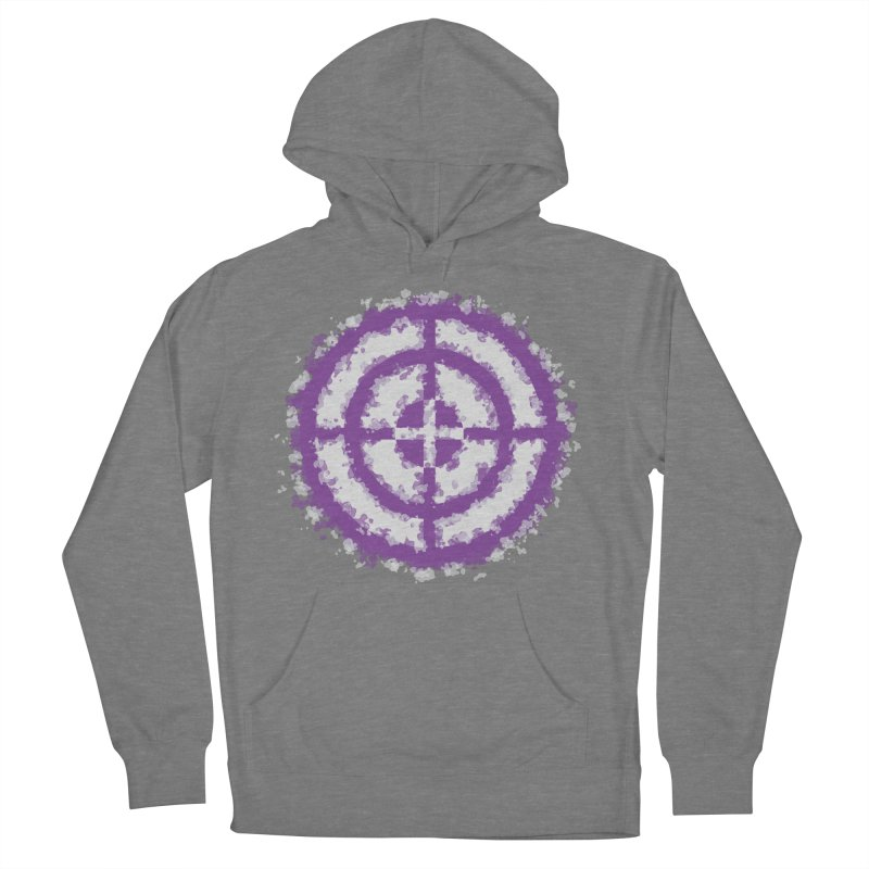 Hawkeye Men's French Terry Pullover Hoody by AvijoDesign's Artist Shop