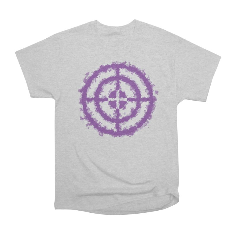 Hawkeye Men's Heavyweight T-Shirt by AvijoDesign's Artist Shop