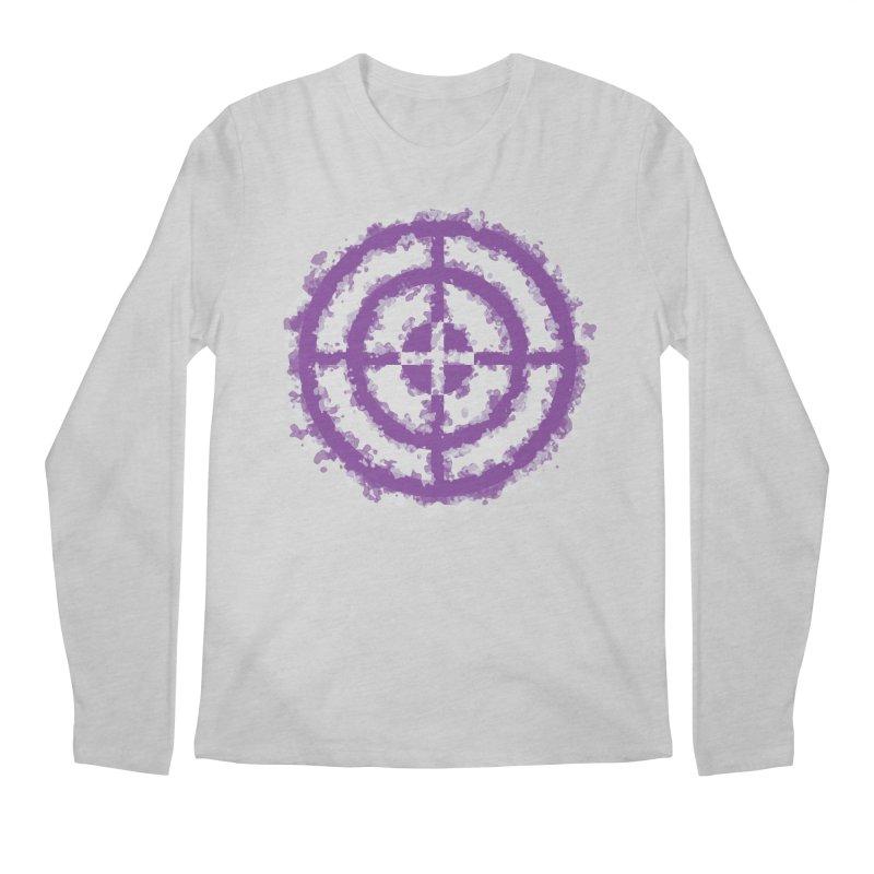 Hawkeye Men's Longsleeve T-Shirt by AvijoDesign's Artist Shop