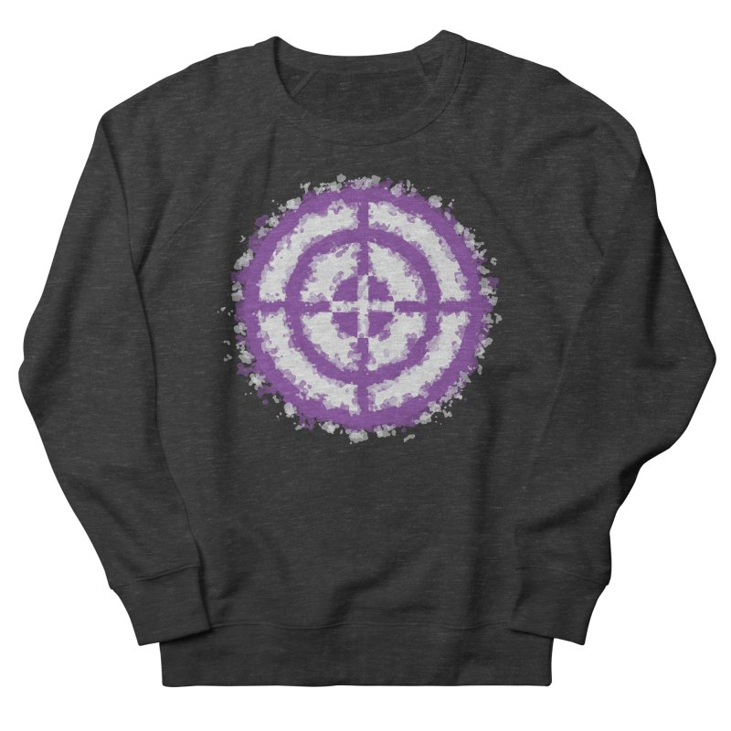 Hawkeye Women's French Terry Sweatshirt by AvijoDesign's Artist Shop