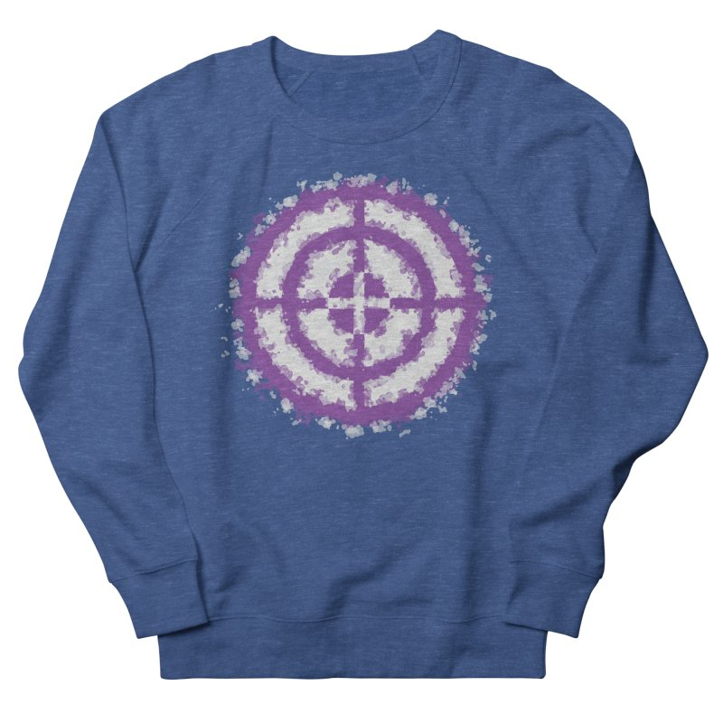 Hawkeye Women's French Terry Sweatshirt by AvijoDesign's Artist Shop