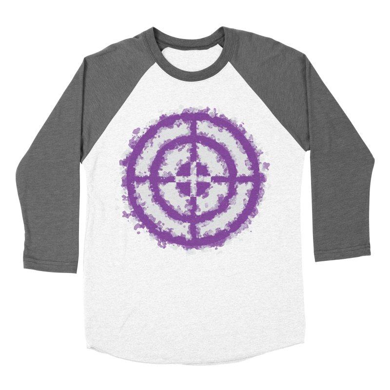 Hawkeye Women's Baseball Triblend Longsleeve T-Shirt by AvijoDesign's Artist Shop