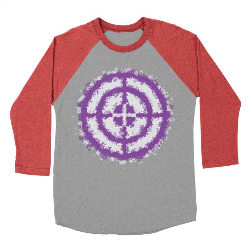 Hawkeye Men's Baseball Triblend Longsleeve T-Shirt by AvijoDesign's Artist Shop