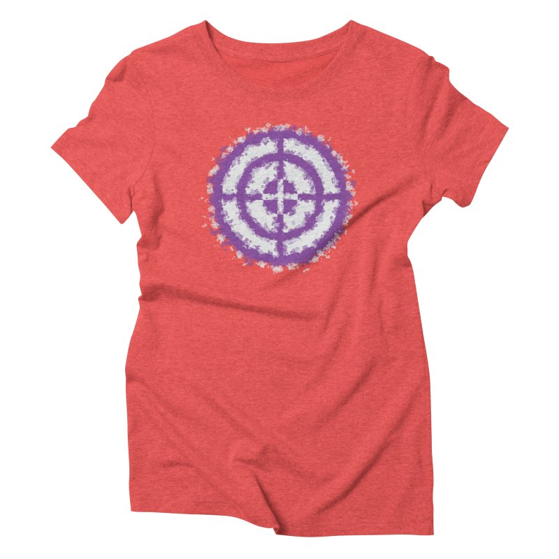 Hawkeye Women's Triblend T-Shirt by AvijoDesign's Artist Shop