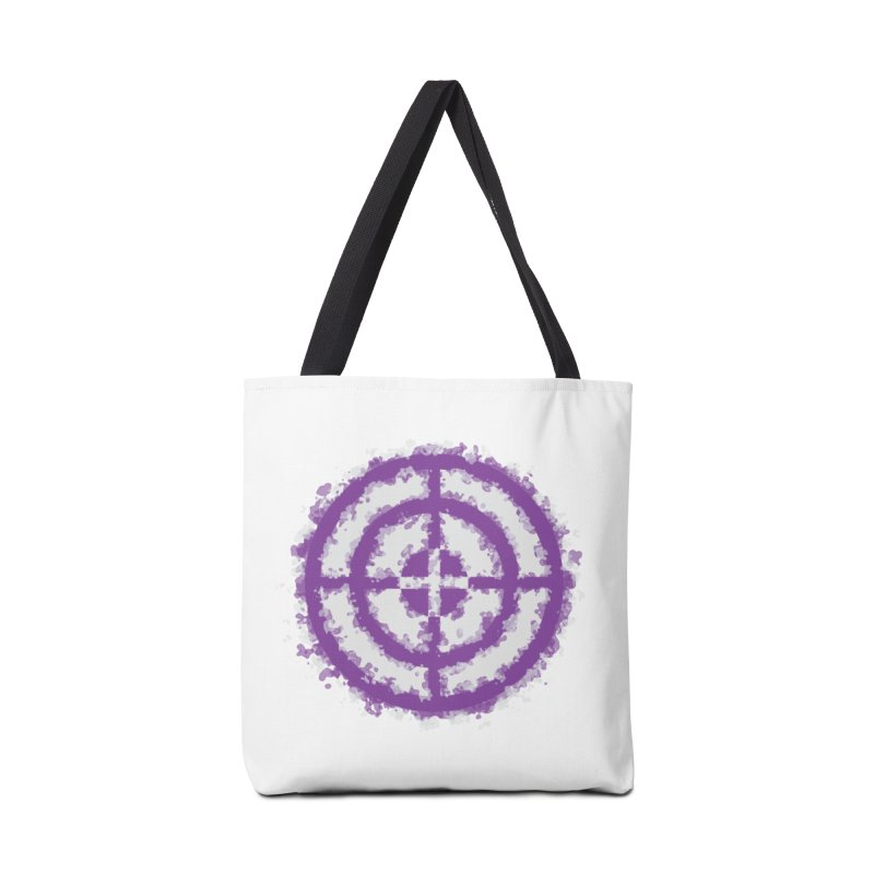 Hawkeye Accessories Tote Bag Bag by AvijoDesign's Artist Shop