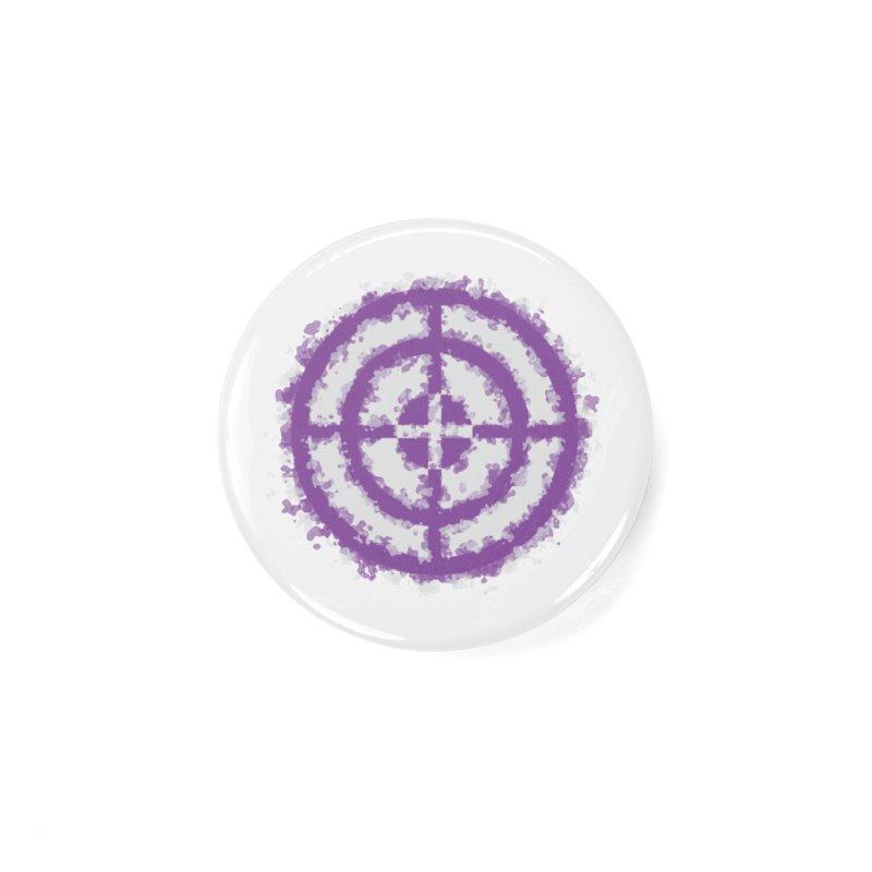 Hawkeye Accessories Button by AvijoDesign's Artist Shop