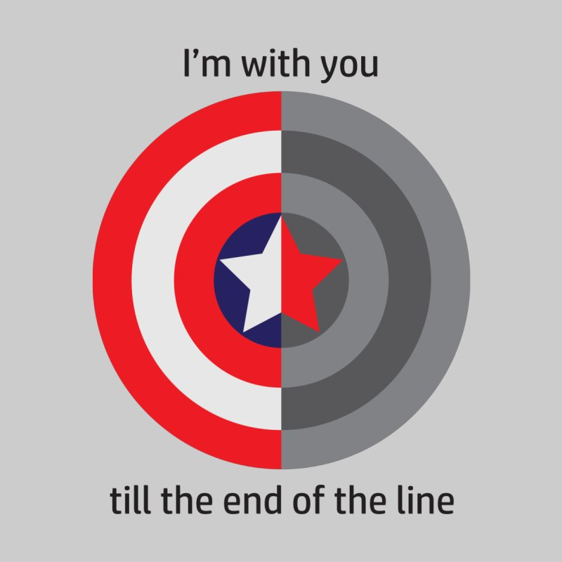 Till the end of the line   by AvijoDesign's Artist Shop