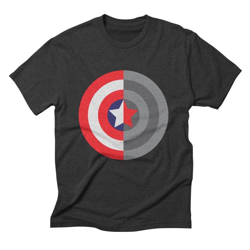 Till the end of the line Men's T-Shirt by AvijoDesign's Artist Shop
