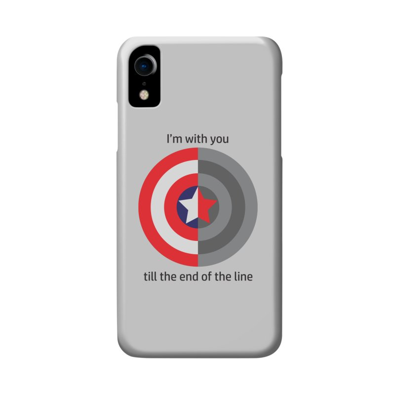 Till the end of the line Accessories Phone Case by AvijoDesign's Artist Shop