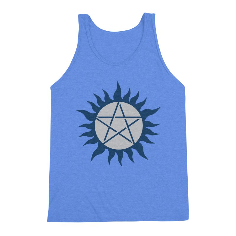 Get the Salt Men's Triblend Tank by AvijoDesign's Artist Shop