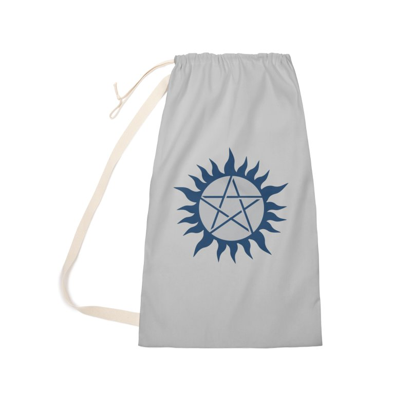 Get the Salt Accessories Laundry Bag Bag by AvijoDesign's Artist Shop