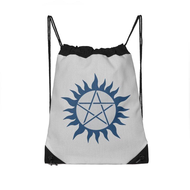 Get the Salt Accessories Drawstring Bag Bag by AvijoDesign's Artist Shop