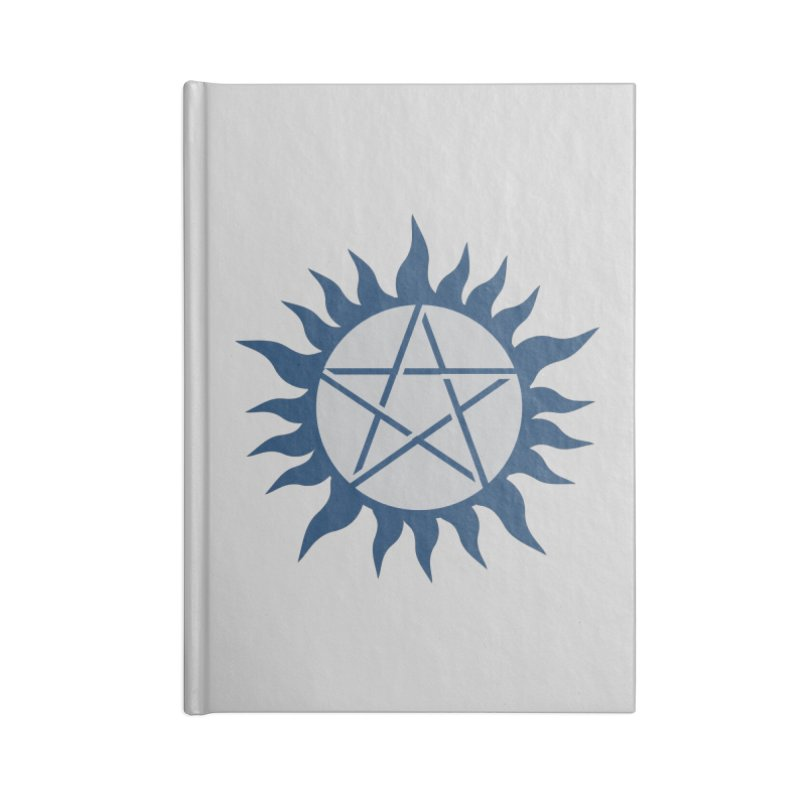 Get the Salt Accessories Lined Journal Notebook by AvijoDesign's Artist Shop