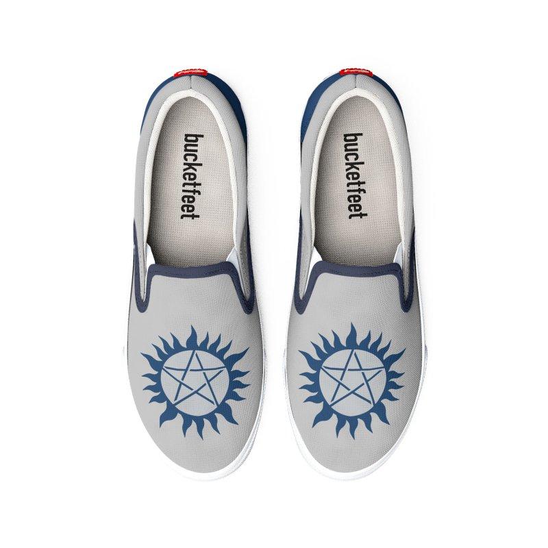 Get the Salt Men's Shoes by AvijoDesign's Artist Shop