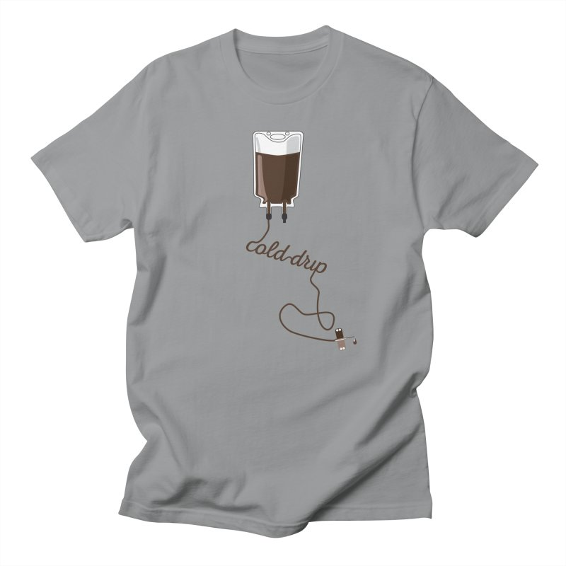 Cold Drip Coffee Men's T-Shirt by Avo G'day!