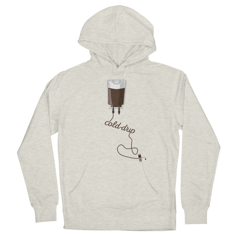 Cold Drip Coffee Men's Pullover Hoody by Avo G'day!