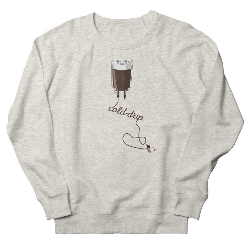 Cold Drip Coffee Men's Sweatshirt by Avo G'day!