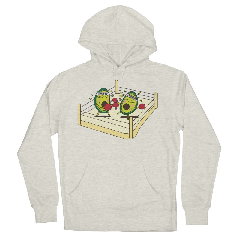 Smashed Avocado on Toast Women's Pullover Hoody by Avo G'day!