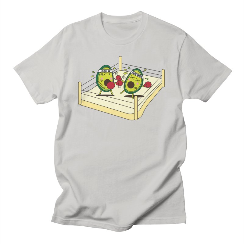 Smashed Avocado on Toast Men's T-Shirt by Avo G'day!