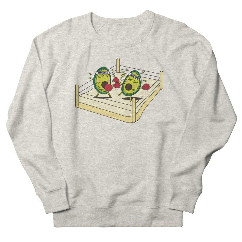 Smashed Avocado on Toast Women's Sweatshirt by Avo G'day!