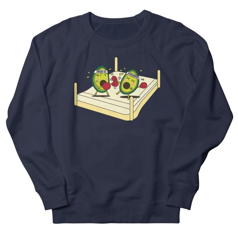 Smashed Avocado on Toast Men's Sweatshirt by Avo G'day!