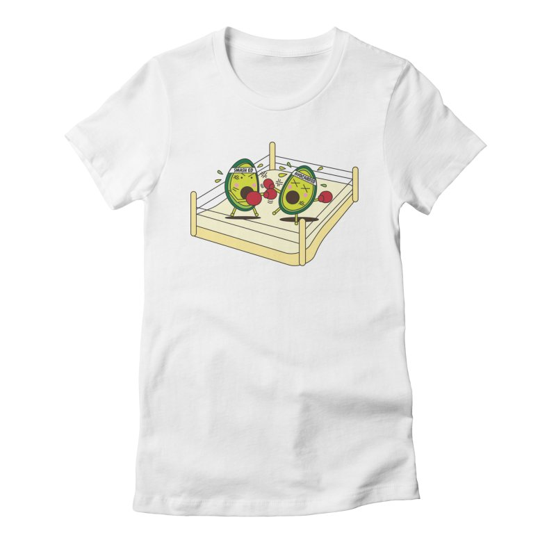 Smashed Avocado on Toast Women's T-Shirt by Avo G'day!