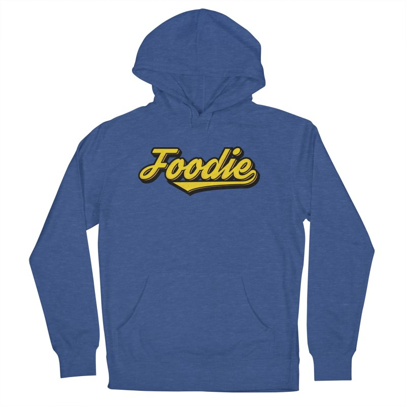 Foodie Women's French Terry Pullover Hoody by Avo G'day!